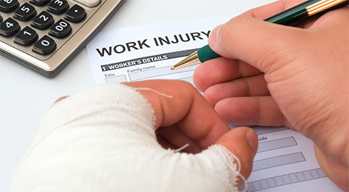 Work Related Injury Attorney